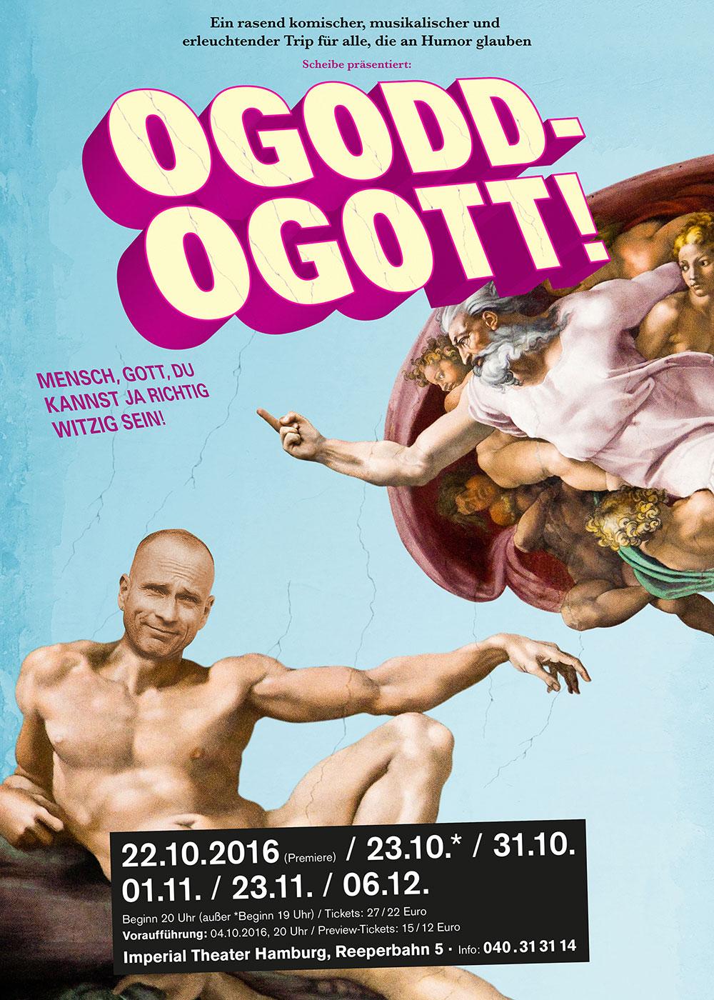 Flyerbild OGODDOGOTT