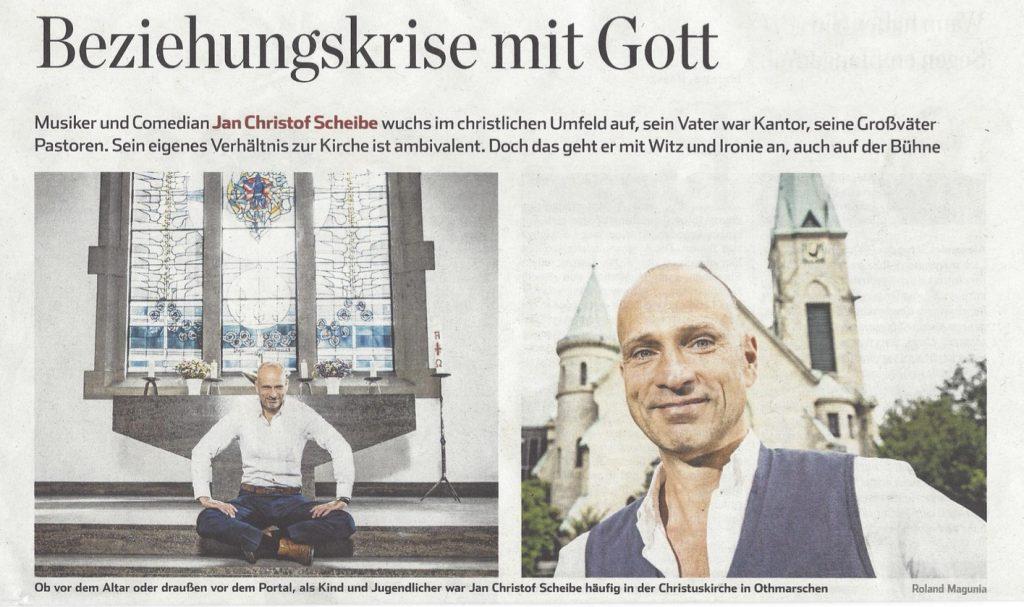 Hamburger Abendblatt 09/09/2016